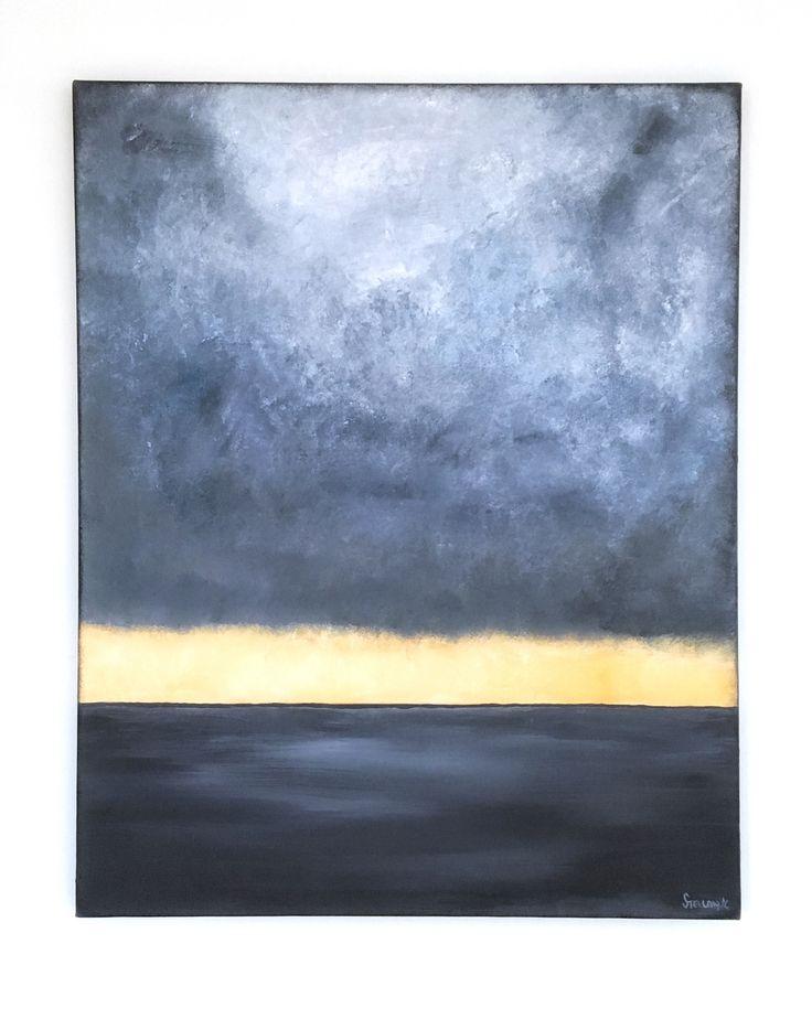 """Calm sea 1"" by Stellan Kristiansson"