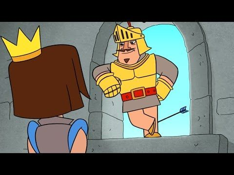 CLASH-A-RAMA! is an original comedy series based on your favorite Clash of Clans and Clash Royale characters. Subscribe for more -- https://www.youtube.com/c...