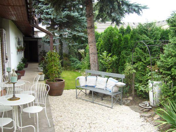 letni ogródek kawiarni