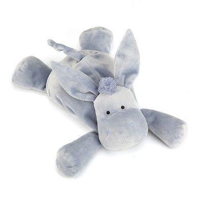JellyCat | Dozydou Donkey | $17.99 | ECOBUNS BABY + CO. | www.ECOBUNS.com