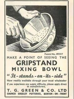 18 best TG Green Gripstand bowls images on Pinterest | Bowls, Mixing ...