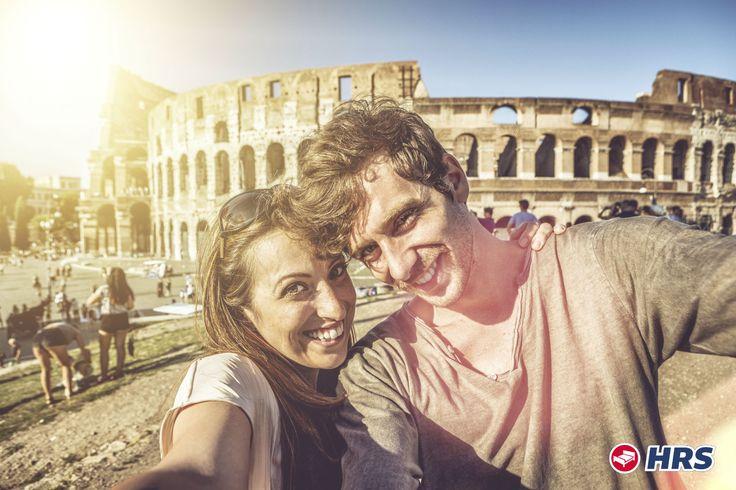 +++ #HRSDEAL #Rom  +++  DZ im 3-Sterne #Hotel Caravel für nur 52€ inklusive Frühstück!  Nicht´s wie los, macht euch schöne Tage in der Stadt der sieben Hügel!