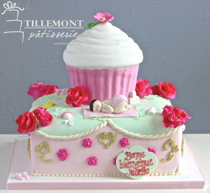Baby Shower Cakes Montreal ~ Best images about baby shower cakes g teaux de