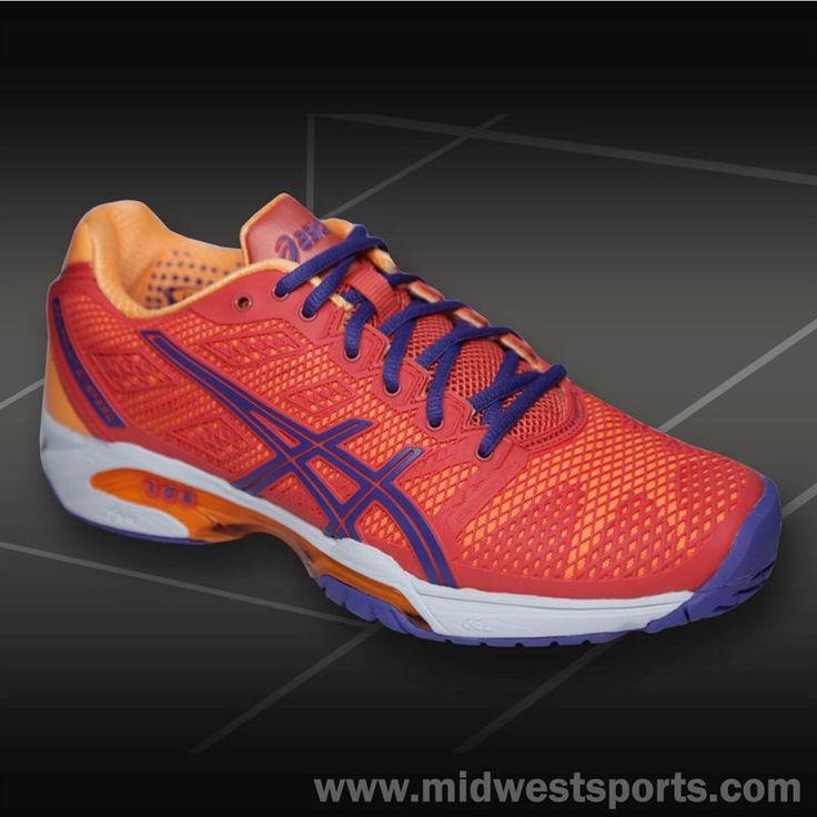 Asics Gel Solution Speed 2 Womens Tennis Shoe