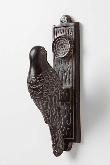 Woodpecker Knocker - anthropologie.com #anthrofave #anthropologie