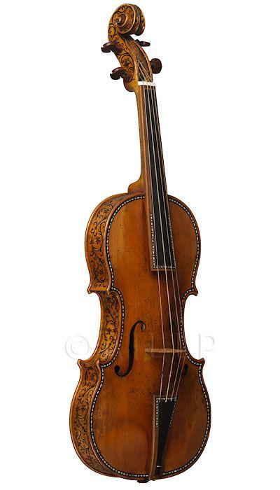 Stradivarius violin, 1683- I cried when I saw this! Sooooo beautiful!