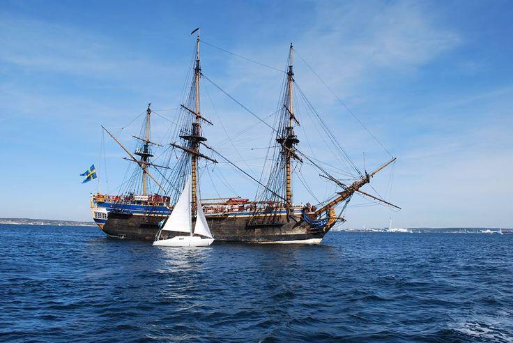 Lisa and Götheborg III