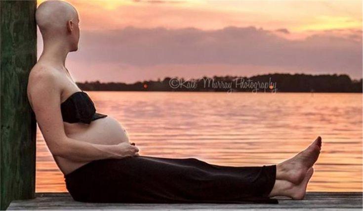 Η συγκλονιστική ιστορία ζωής μιας εγκύου!