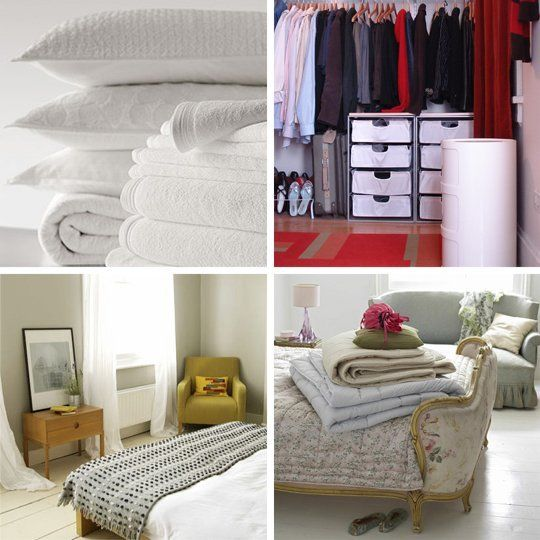 Bedroom Organizing Ideas: Top 25+ Best Bedroom Cleaning Ideas On Pinterest