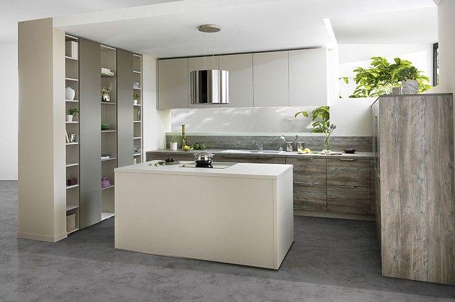 17 beste afbeeldingen over keukens op pinterest eilanden kasten en moderne keukens - In het midden eiland keuken ...