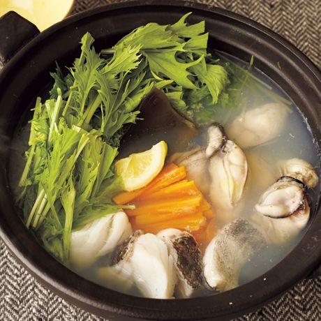 かきとたらのハリハリ鍋 by井澤由美子さんの料理レシピ - レタスクラブ