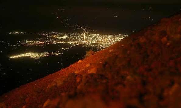 El Chorreron, El Salvador; tourism is the fastest-growing sector of the Salvadoran economy.