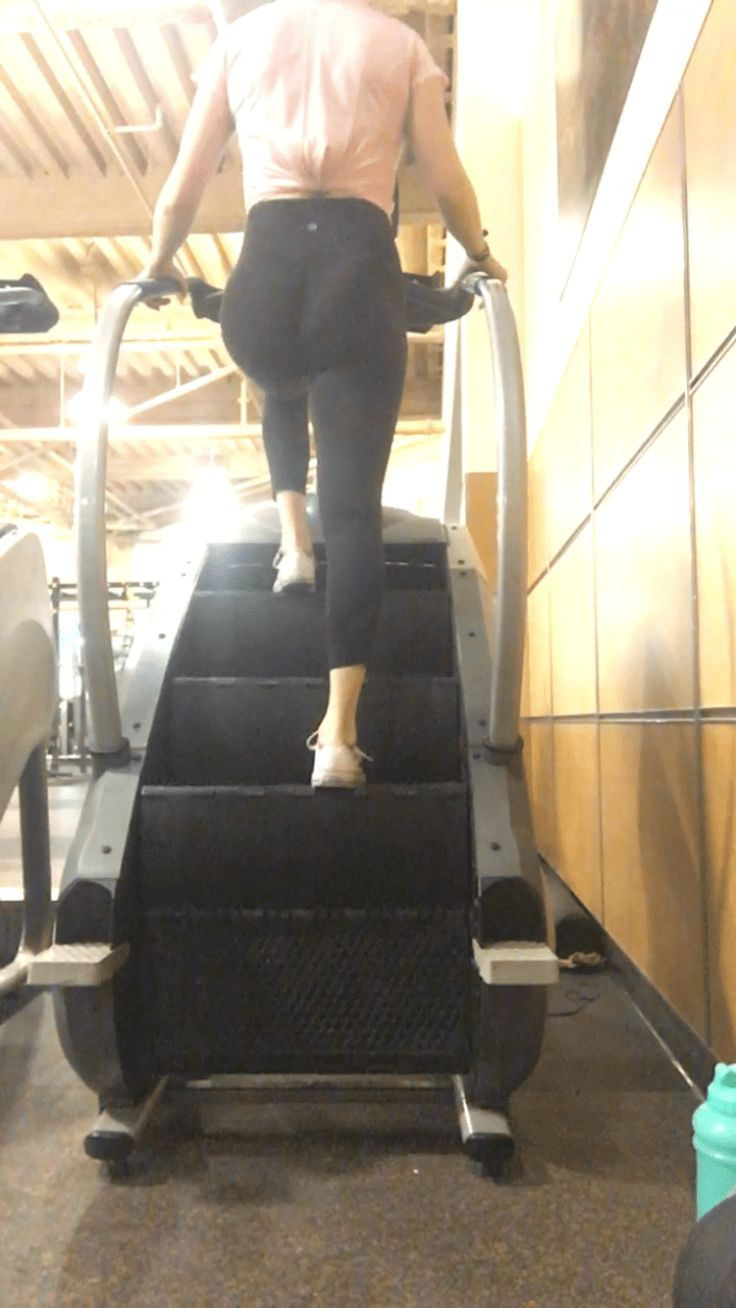 5 different stairmaster workout exercises to try with