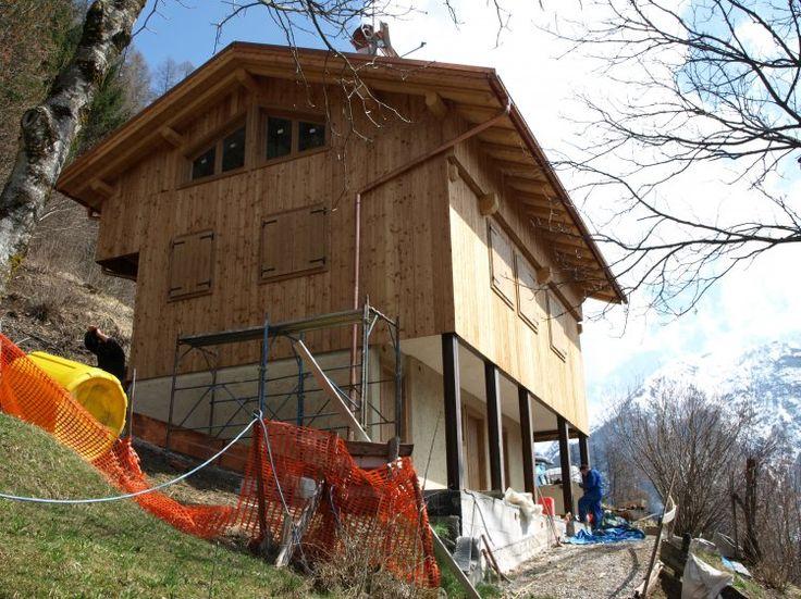 Rivolgiti a LegnoHome per Ristrutturare la Tua Casa in Legno
