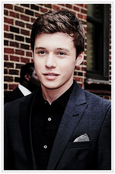 Nick Robinson. Great actor and cute guy. I'm crushing right now