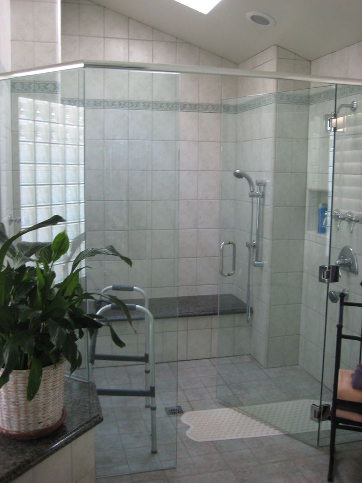 17 best images about handicap shower on pinterest - Disabled shower room ...