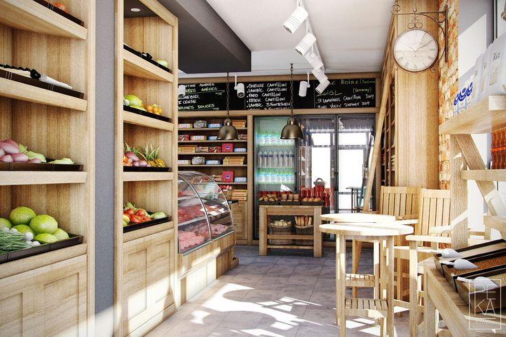 Farmshop Warsaw by PEKA STUDIO