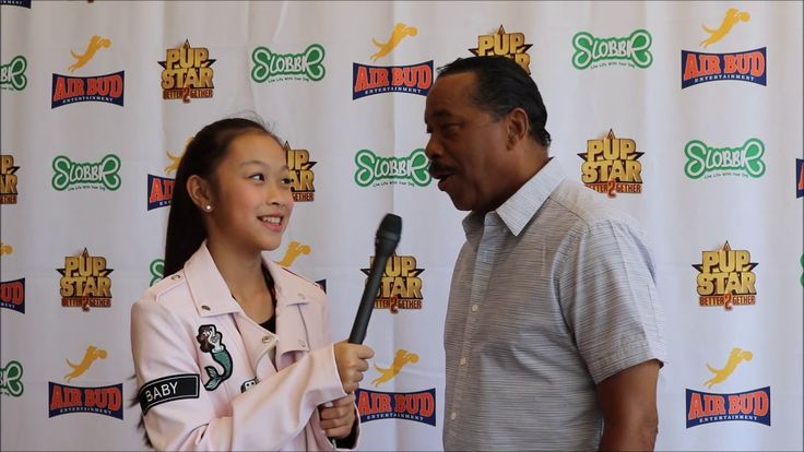 Pup Star - Better2Gether Interviews conducted by KIDS FIRST! Film Critic Jolleen M. #KIDFIRST! #PupStar2