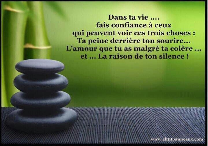 Sehr Zen attitude | Citations | Pinterest | Citation, Mots et Phrases JE22