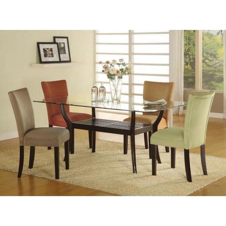 Coaster Co. of America - Dining Table Base Cappuccino 101491 #CoasterCoofAmerica