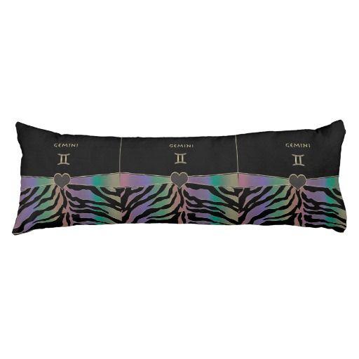 Diseño de la cebra del arco iris de los géminis de