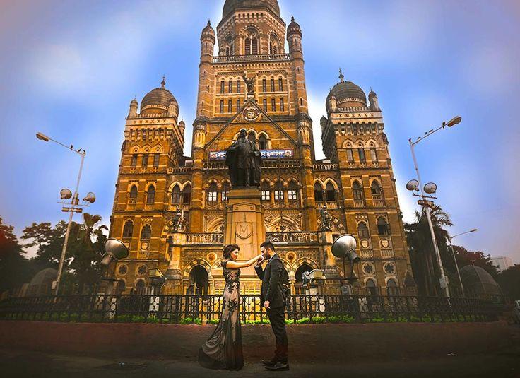 Mumbai's Best Pre-Wedding