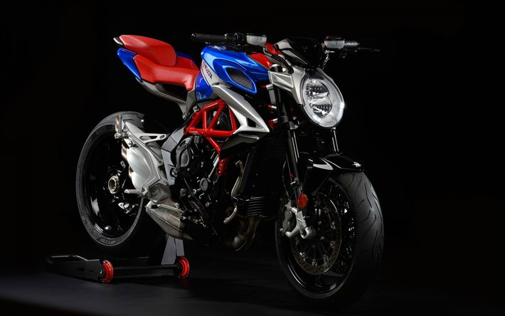MV Agusta Brutale 800, America Special Edition, 2017, New motorcycles, tuning