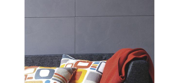 Alpina Farbrezepte Beton Optik Komplett-Set im OBI Online-Shop Küchenwand