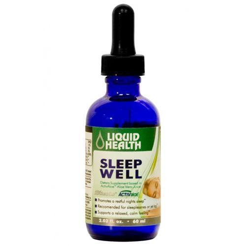 Liquid Health Products Sleep Well Gf 59 Ml