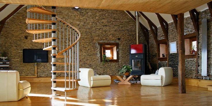 High End Living Room Design