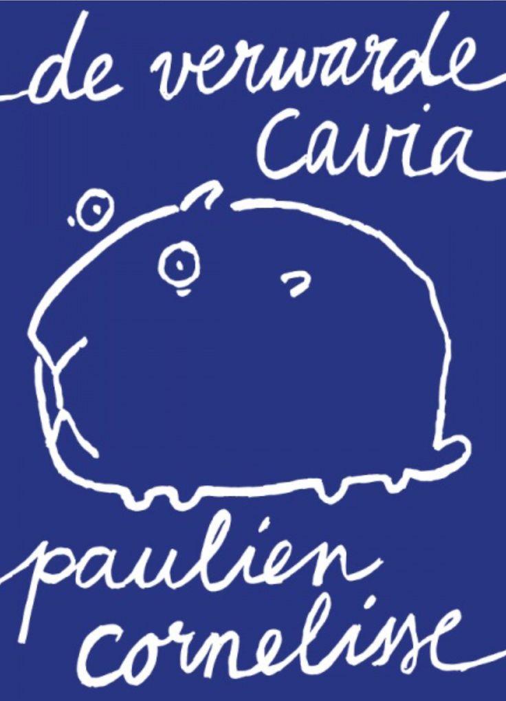 28/52 Paulien Cornelisse - De verwarde cavia.