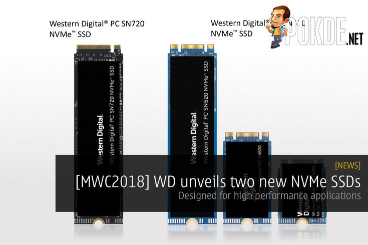 Western Digital's latest NVMe SSDs pack their latest 3D NAND flash and will be the first of a whole portfolio of fast drives for every application.   Share this:   Facebook Twitter Google Tumblr LinkedIn Reddit Pinterest Pocket WhatsApp Telegram Skype Email Print