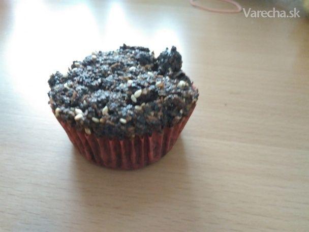 Makové paleo muffiny