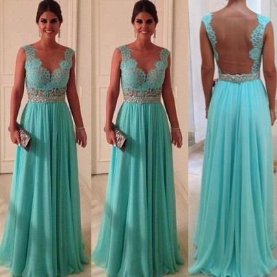 TIFFANY BLUE BRIDESMAID DRESSES - Yuman Dakren