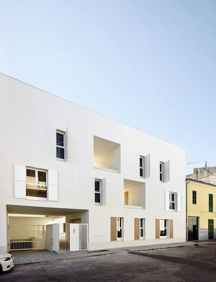Ripoll Blight social housing. sa pobla