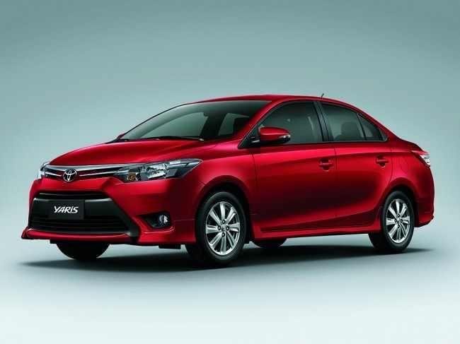 اطلاق تويوتا ياريس 2014 رسميا فى الامارات | السيارات | ارابيا #Toyota_yaris #Cars #Autos
