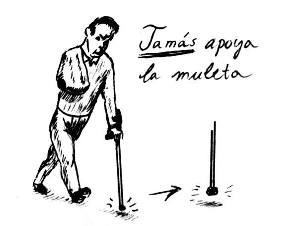JamasApoyaMuleta