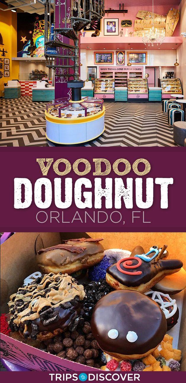 Voodoo Doughnut Has Finally Arrived in Florida | Foodie Travels
