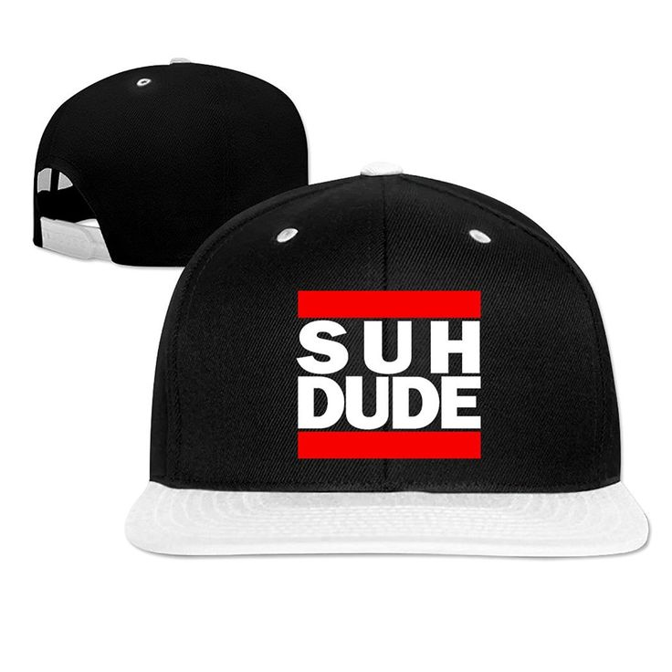 7forever Supreme Baseball Cap Suh Dude Run DMC Style Logo Cheap Hip Hop Cap Made by #7forever Color #White. Lightweight / Durable / Smooth. 100% Cotton Made.. Adjustable Buckle Back Closure. Solid Color. Long Lasting Durability