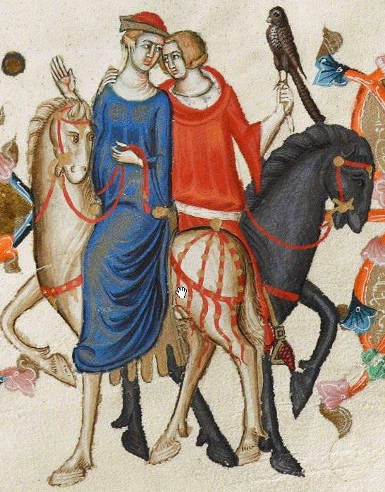 1340, Bibbia Angioina  1340, Angioina Bible
