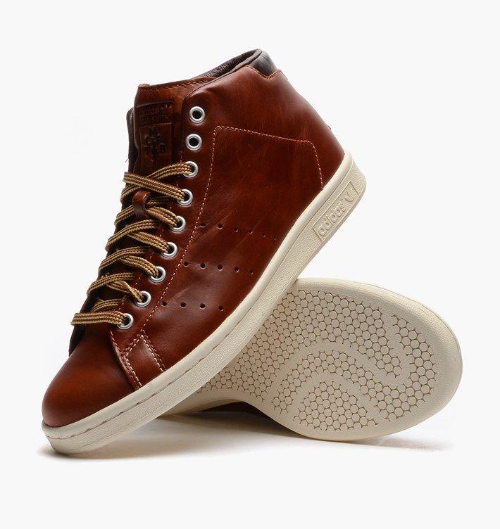 MCN Stan Smith Mid 84-Lab adidas Originals by 84-Lab   Sneakers ...