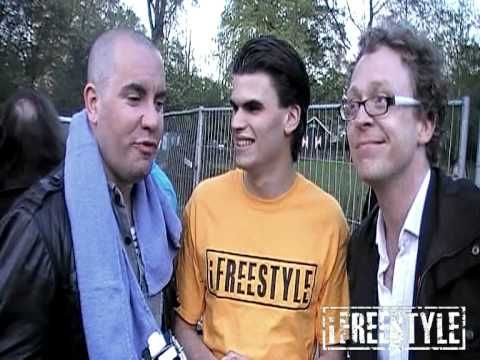 iFreestyle - Jurk interview