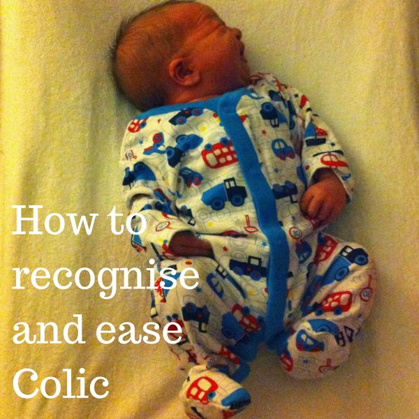 How to recognise and ease Colic