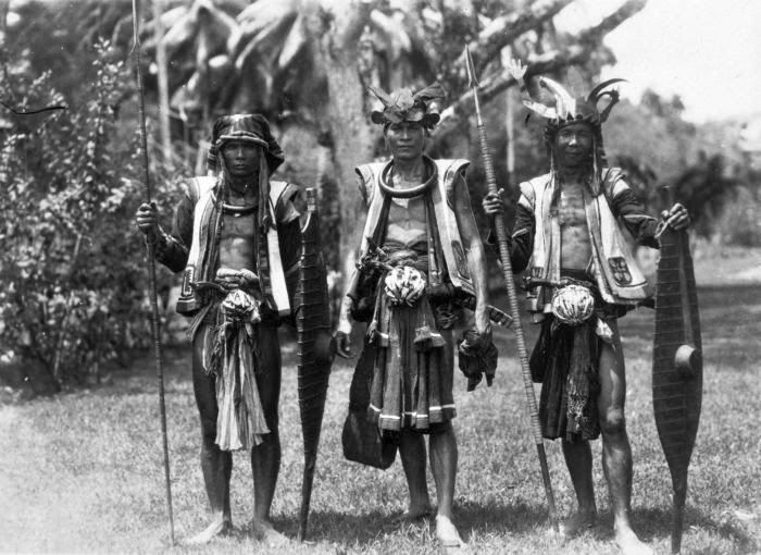 OPOI: Nias Warrior