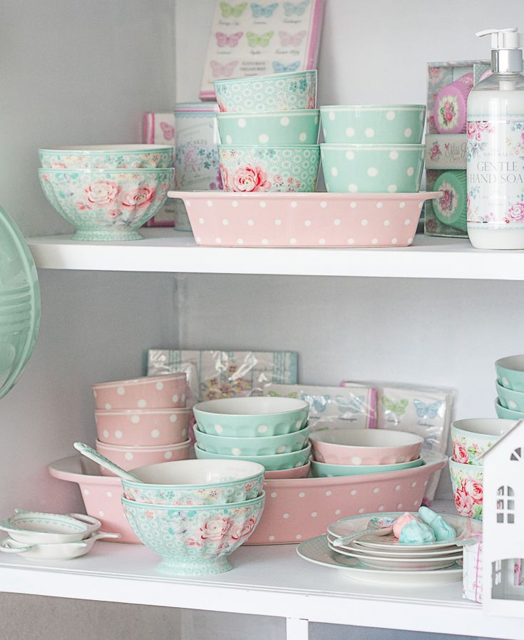 Shabby Chic Kitchen Decor Pictures: 1916 Best Shabby Chic Kitchens Images On Pinterest