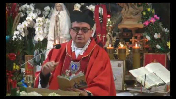 Ks. Natanek - O urzędujących w Polsce prorokach Piekła