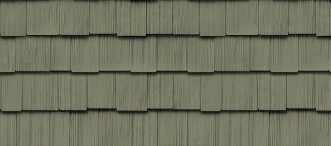 Best Certainteed® Cedar Impressions® Double 9 Staggered Rough 400 x 300
