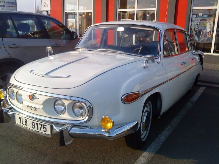 Tatra 603 - nádhera