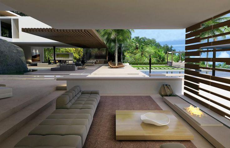 modern #home #design | Kloof 352 | Cape Town, South Africa | SAOTA
