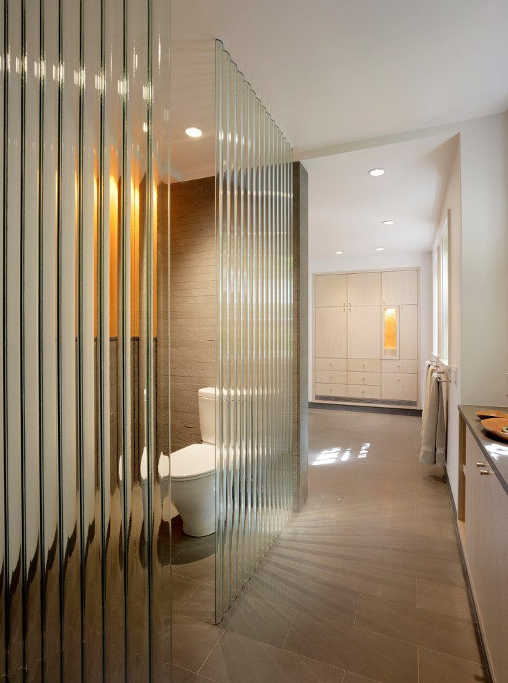 Image result for fluted wood wall